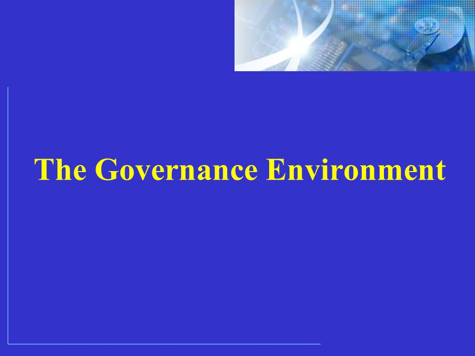 ©2009 ISACA/ITGI. All rights reserved. In This Presentation... Driving forces for IT governance and Control Objectives for Information and related Tec