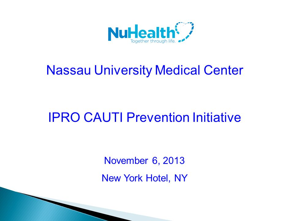 3Q 2013 MICU Through commendable infection prevention and control practices and teamwork, you have achieved Zero CLABSI and CAUTI Infection