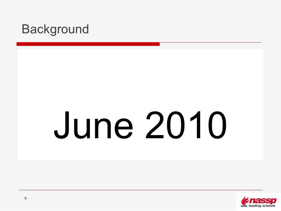 Background June 2010 9