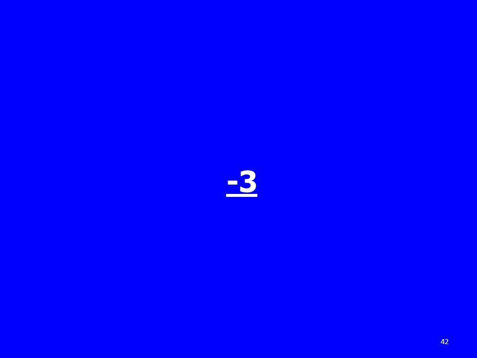 42 -3