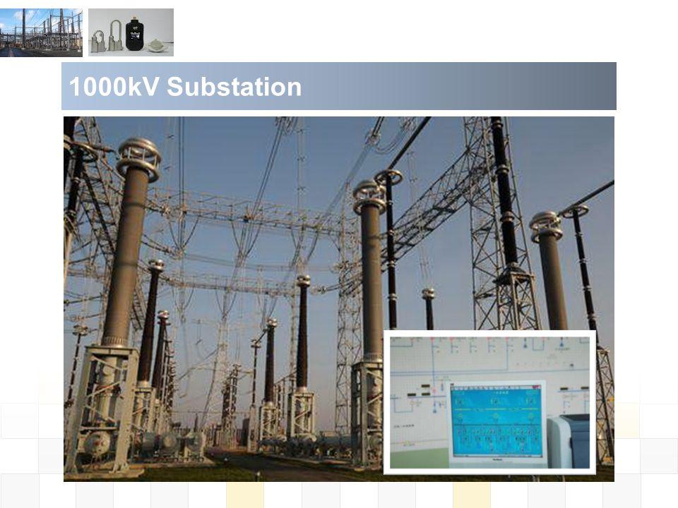 1000kV Substation