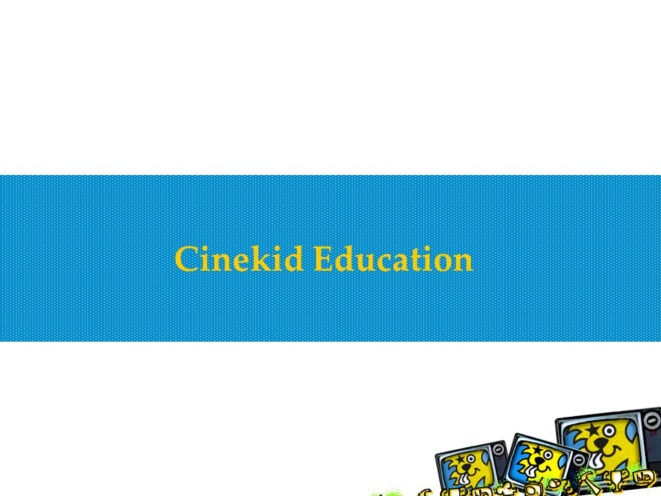 Cinekid Education