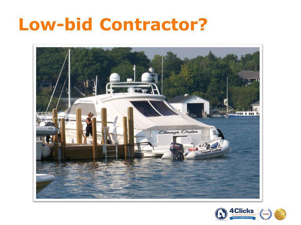 Low-bid Contractor 15