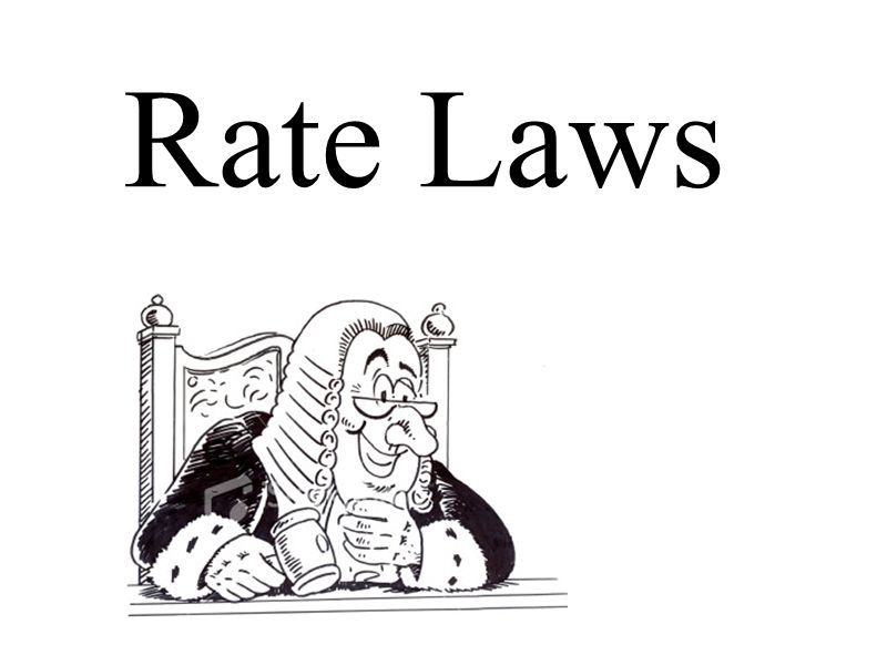 Determine the rate law and order of a chemical reaction from experimental data.