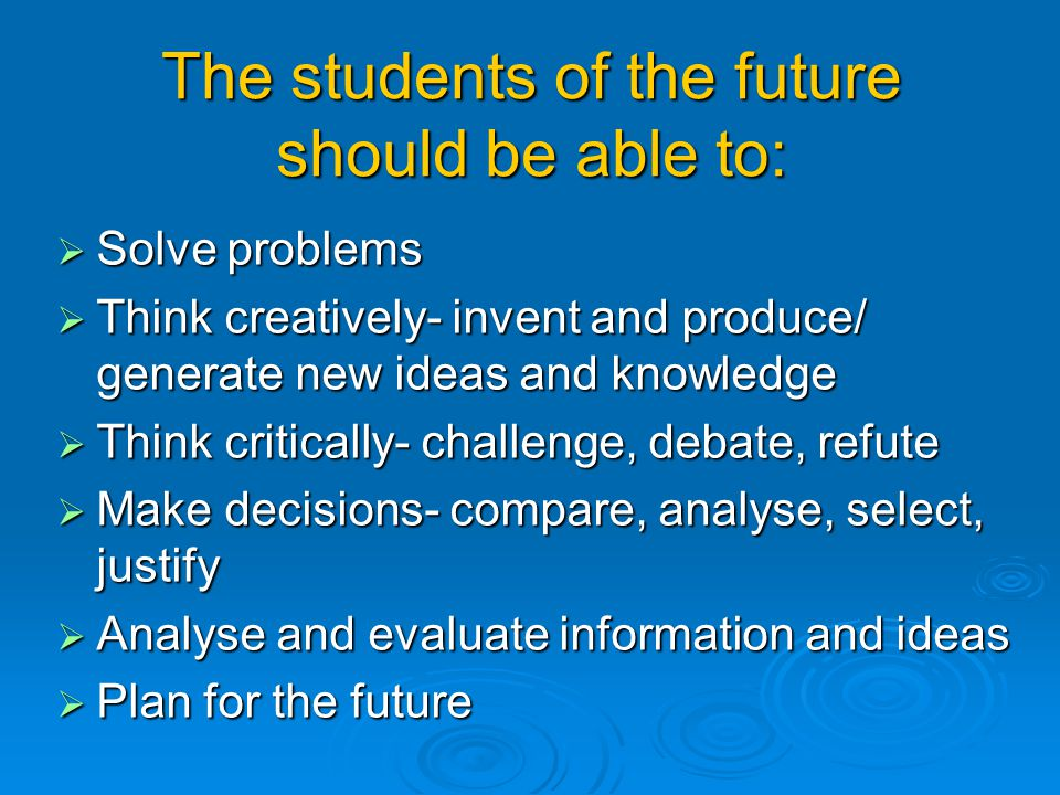 Overview Why HOTS? Why HOTS? What is higher-order thinking? What is higher-order thinking? Blooms Revised Taxonomy and higher- order thinking Blooms R