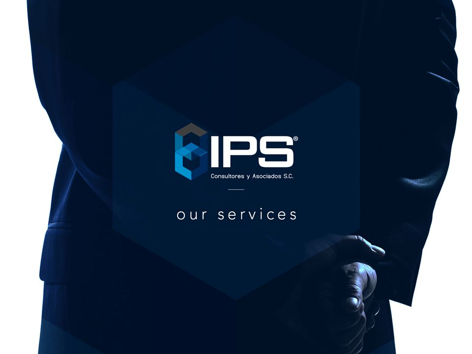 Who We Are IPS CONSULTANTS AND ASSOCIATES.