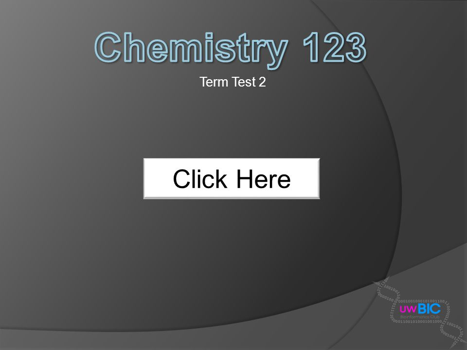Term Test 2 Click Here