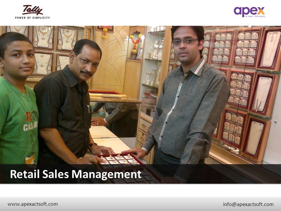 + www.apexactsoft.com info@apexactsoft.com Karigar Management
