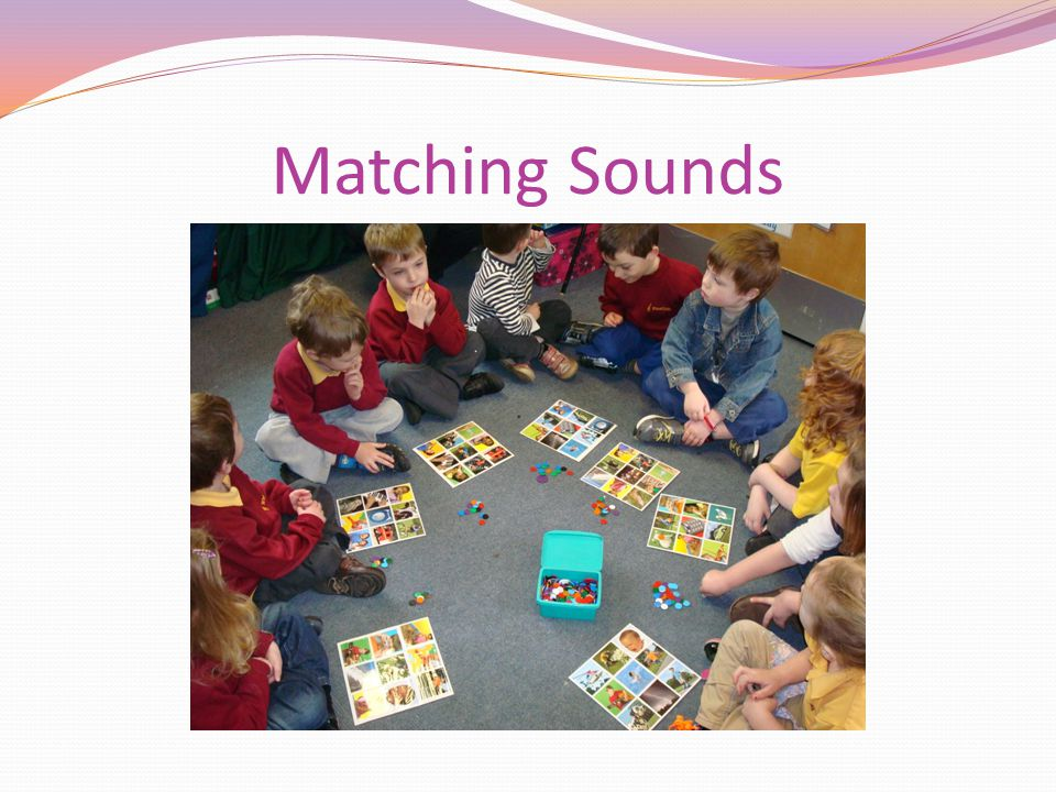 Matching Sounds