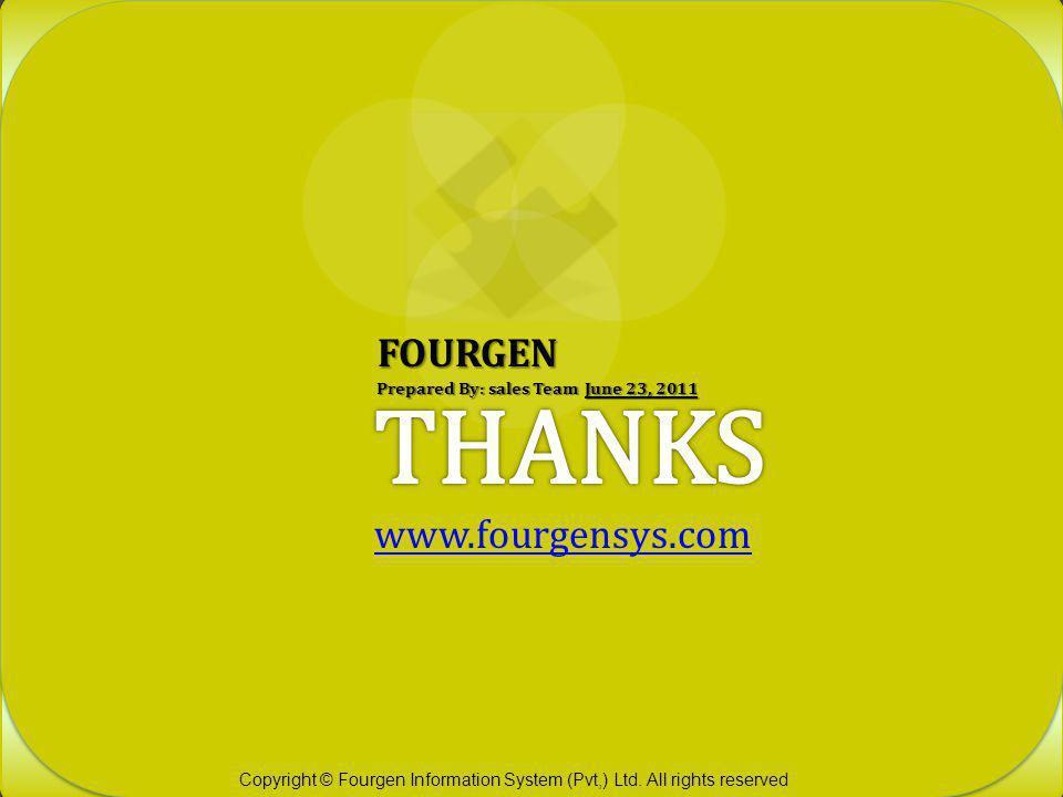 Copyright © Fourgen Information System (Pvt,) Ltd.