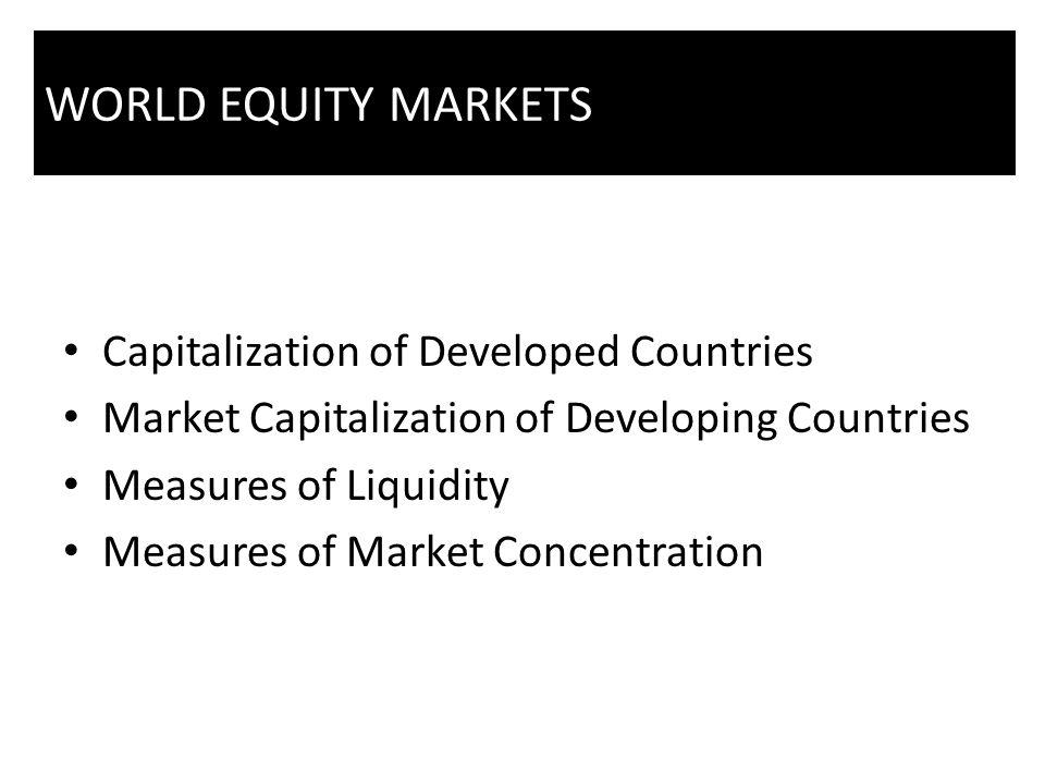 Macroeconomic Factors Exchange Rates Industrial Structure Factors Affecting International Equity Returns
