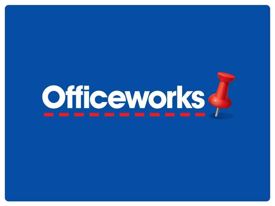 Go LIVE with Officeworks Officeworks will be informed once a Supplier has reached GS1net Ready status.