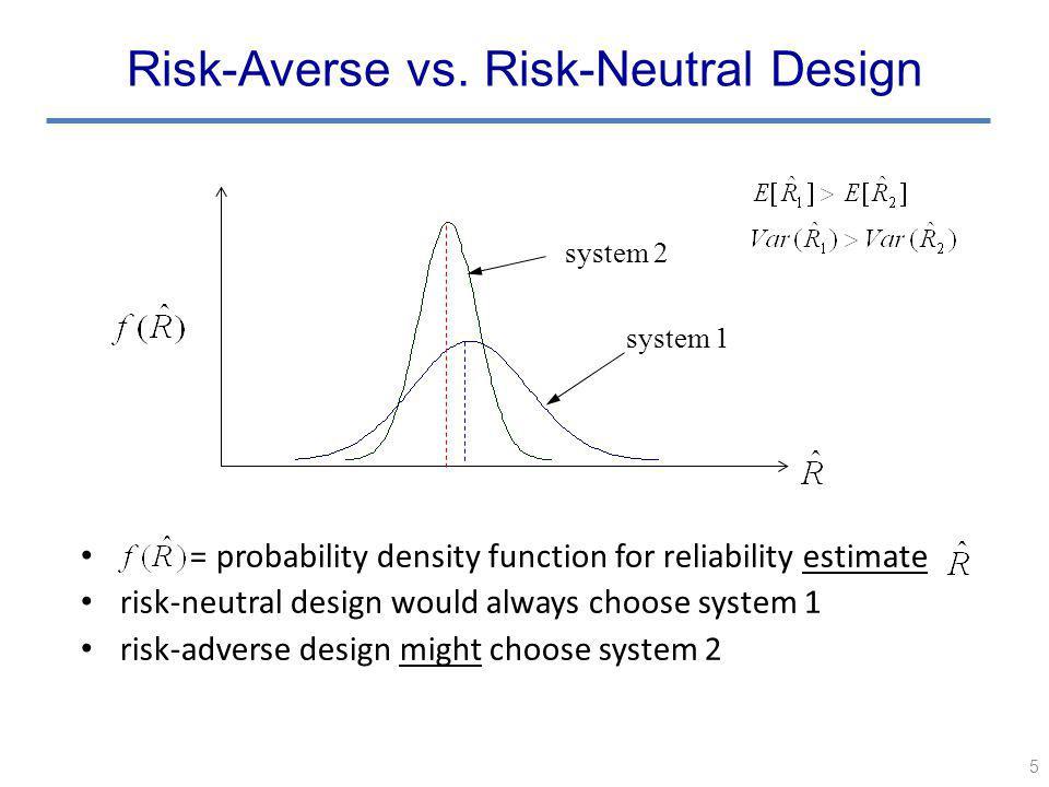 6 Variance of Reliability Estimate Test Plan 1 Testing 100 hours Sample n=10, survivals=9 Test Plan 2 Testing 100 hours Sample n=20, survivals=18 Which component is more reliable?
