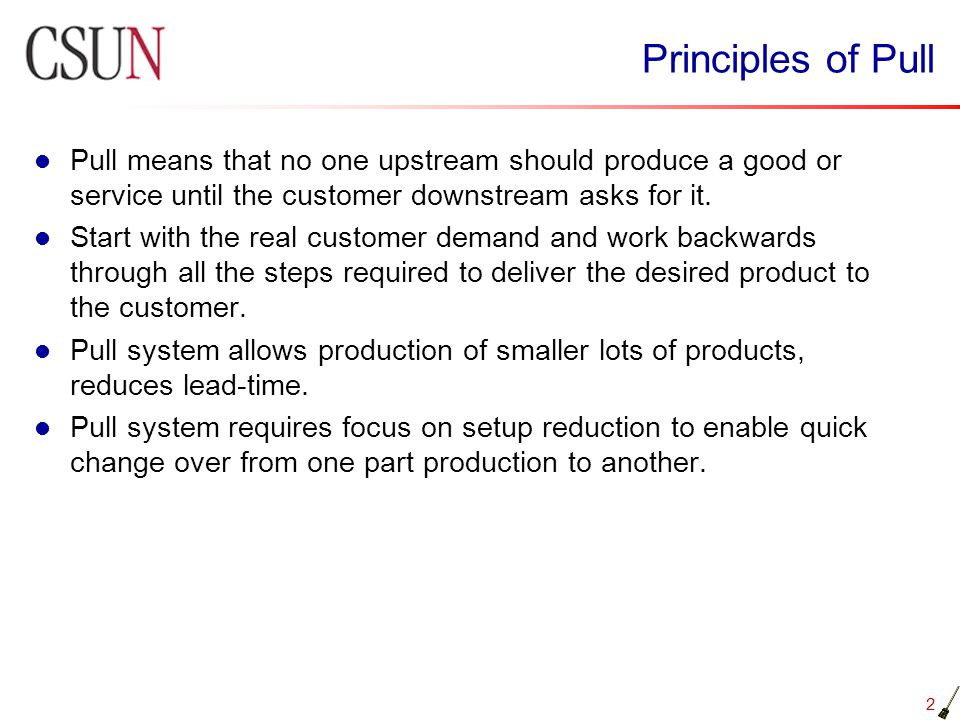 13 Level Scheduling Needs Level Selling As inventories and handling costs as the North American suppliers and warehouses implemented lean techniques, it was possible to offer highest quality and lowest cost service and parts to Toyota dealers.