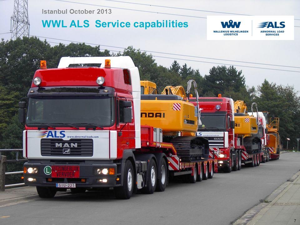 WWL ALS Service capabilities Istanbul October 2013 7
