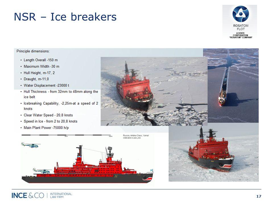 NSR – Ice breakers 17