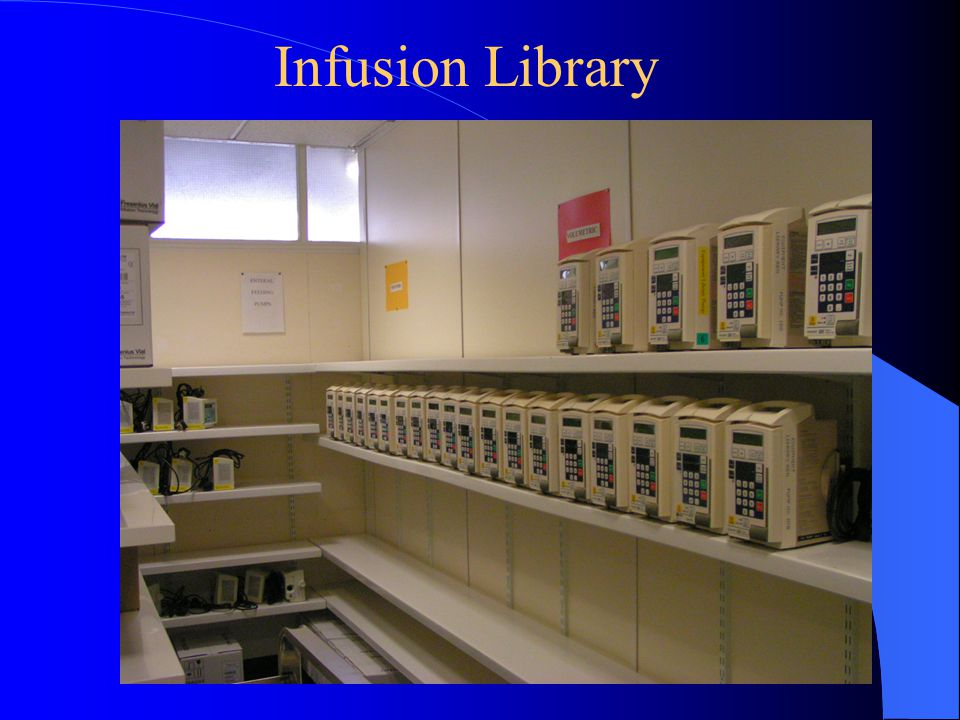 Infusion Library