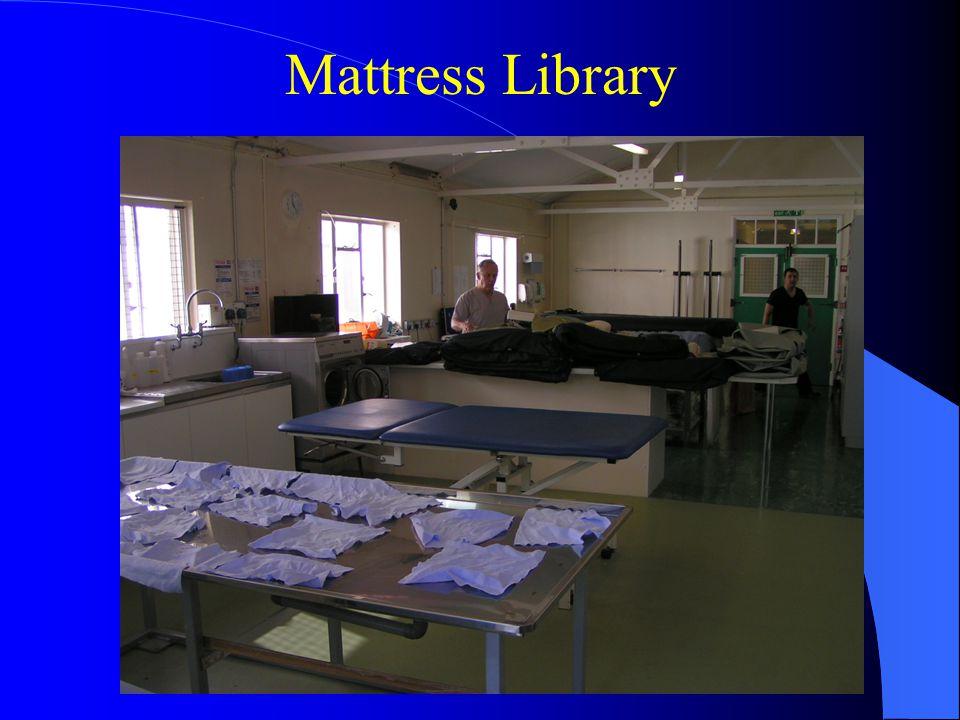 Mattress Library