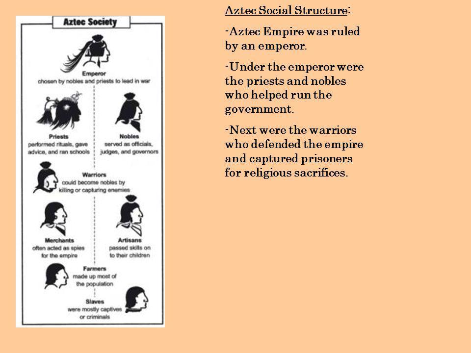 AZTEC HUMAN SACRIFICES : - Sacrifices used to keep gods happy.