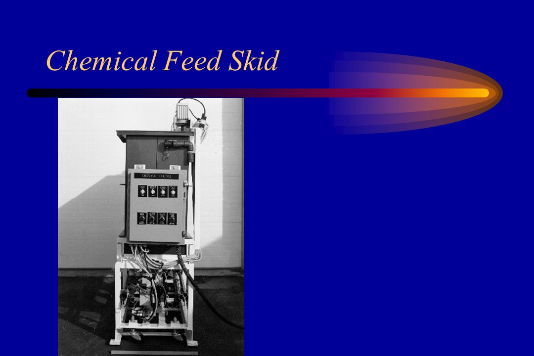 Chemical Feed Skid