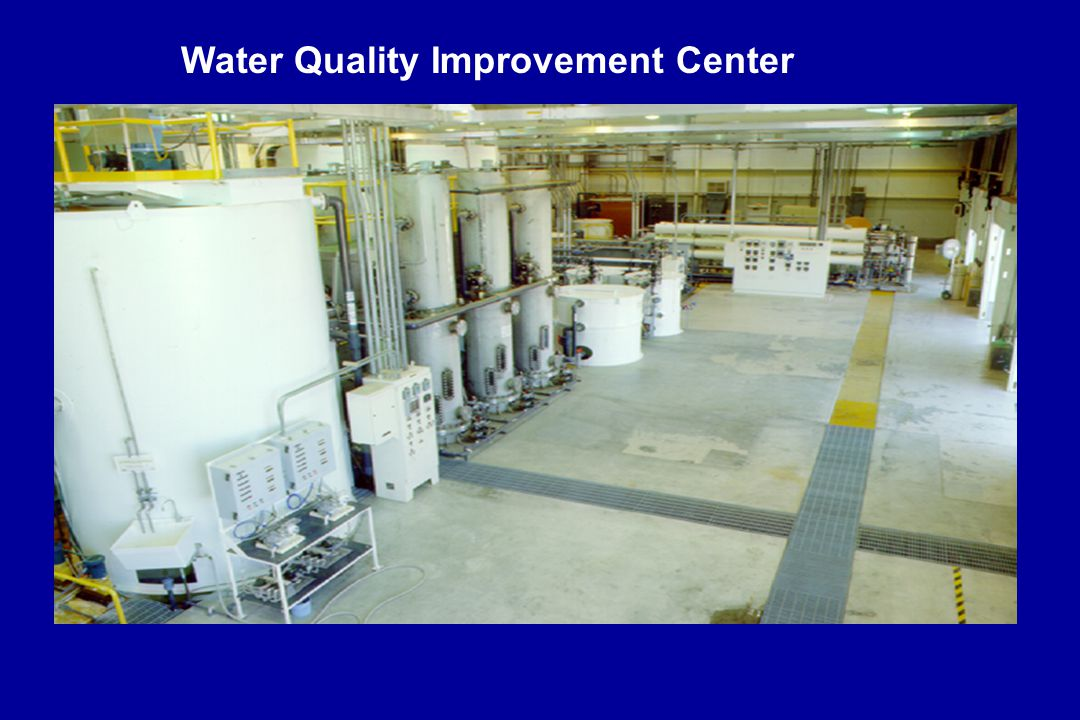 Water Quality Improvement Center