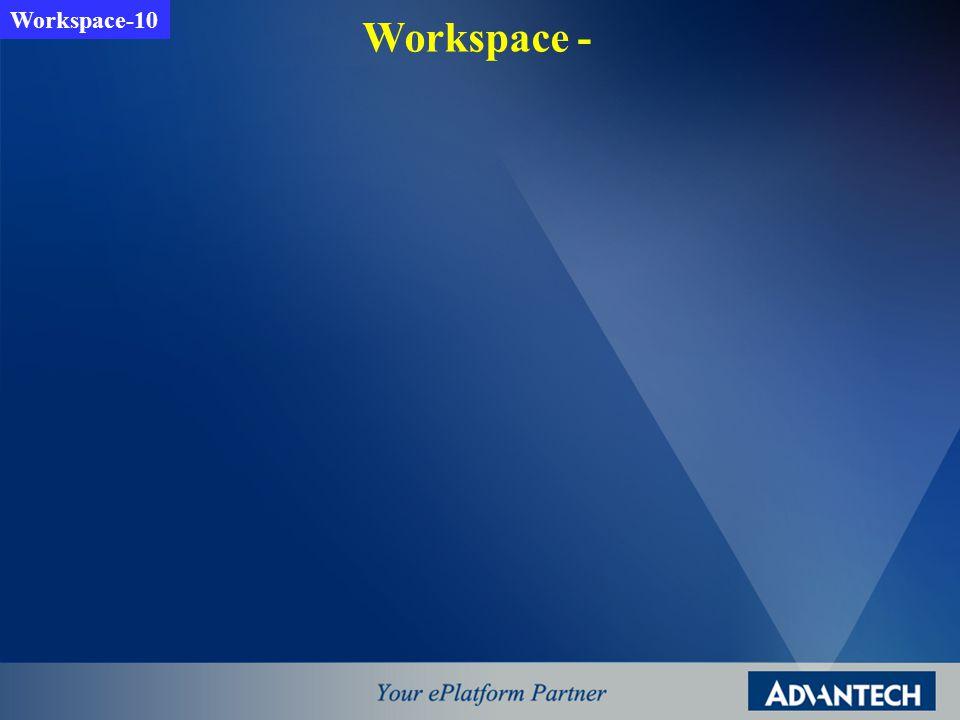 Workspace - Workspace-10