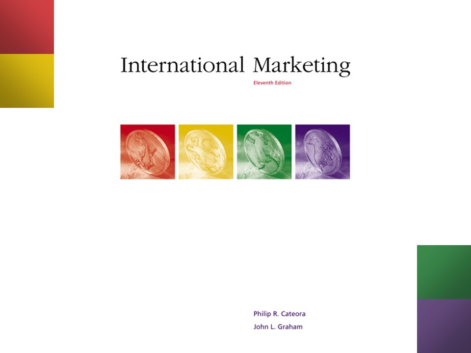 Products and Services for Consumers Chapter 12