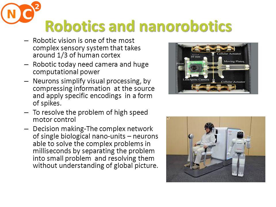 Bionics - robotic spare parts