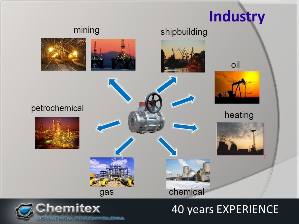 Industry petrochemical mining shipbuilding oil heating chemicalgas 40 years EXPERIENCE