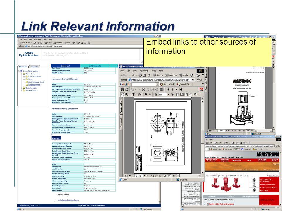Using Advances in Web Technology e-fficiency AMSweb Asset Optimization web server