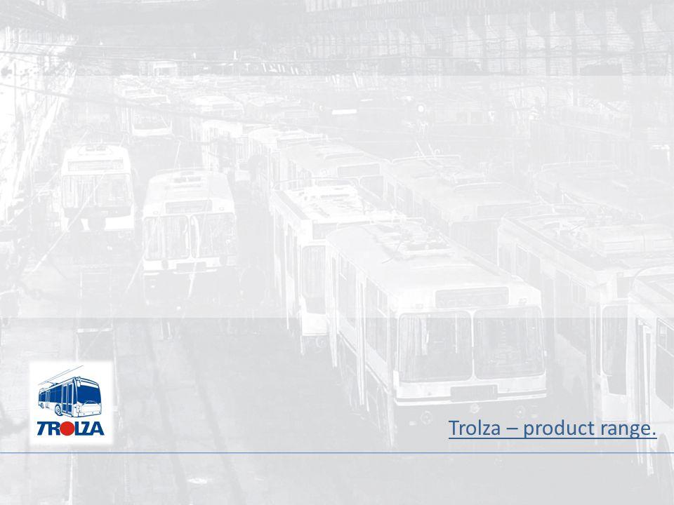 Trolza – product range.