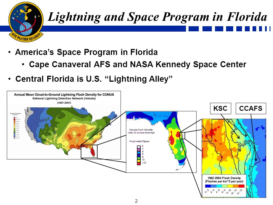 3 Four-Dimensional Lightning Surveillance System (4DLSS) Cloud-to-Ground Lightning Surveillance System (CGLSS-II) Lightning Detection And Ranging (LDAR-II) Integrated into 4DLSS in April 2008 4DLSS -- Overview