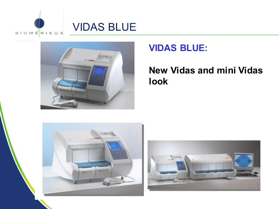 VIDAS BLUE VIDAS BLUE: New Vidas and mini Vidas look