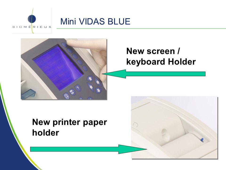 New screen / keyboard Holder New printer paper holder
