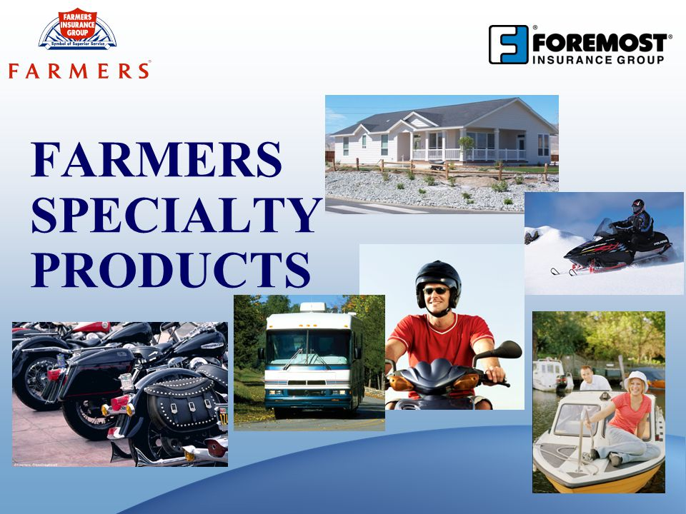 FARMERS SPECIALTY PRODUCTS