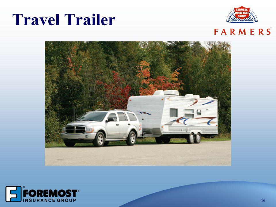 Travel Trailer 35