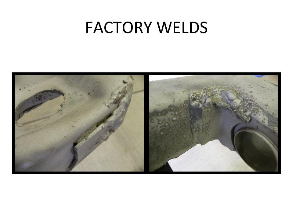 FACTORY WELDS