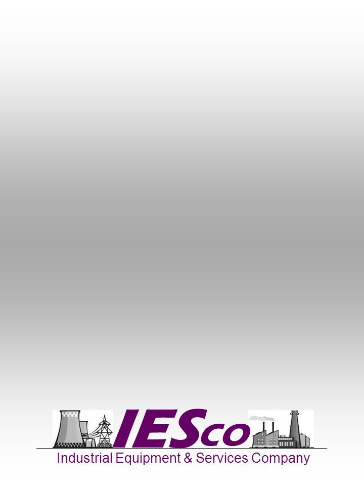 IES Industrial Equipment & Services Company CO