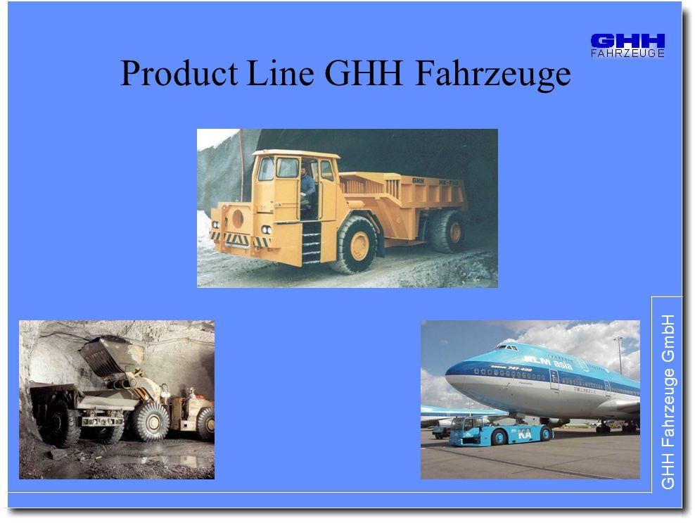 GHH Fahrzeuge GmbH Product Line GHH Fahrzeuge