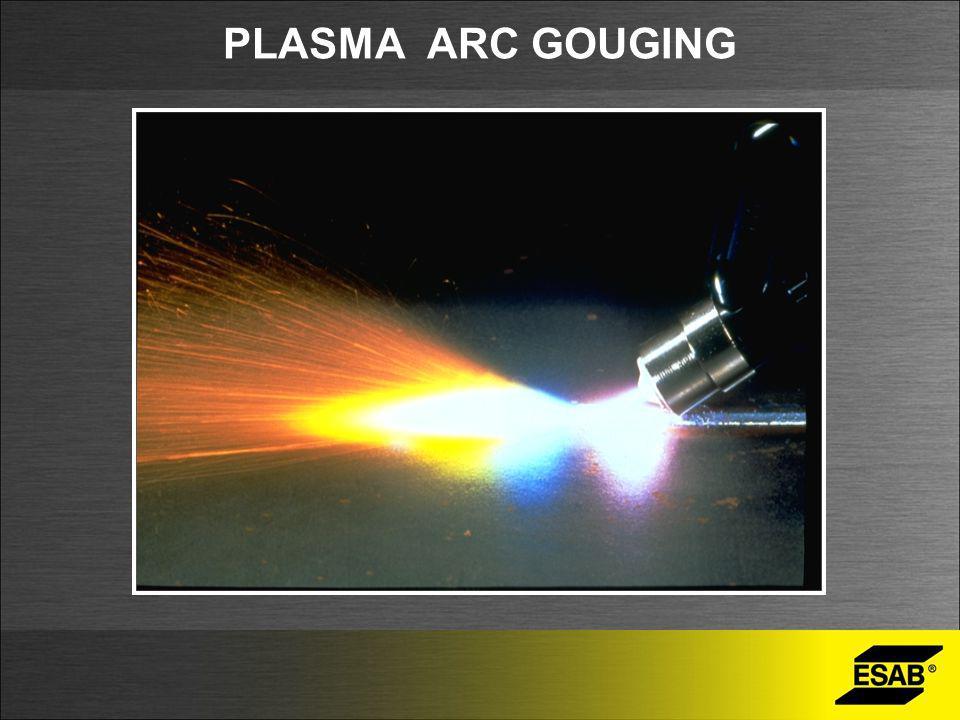 PLASMA ARC GOUGING