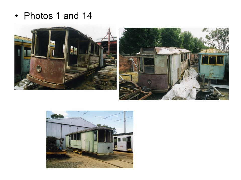 Photos 1 and 14