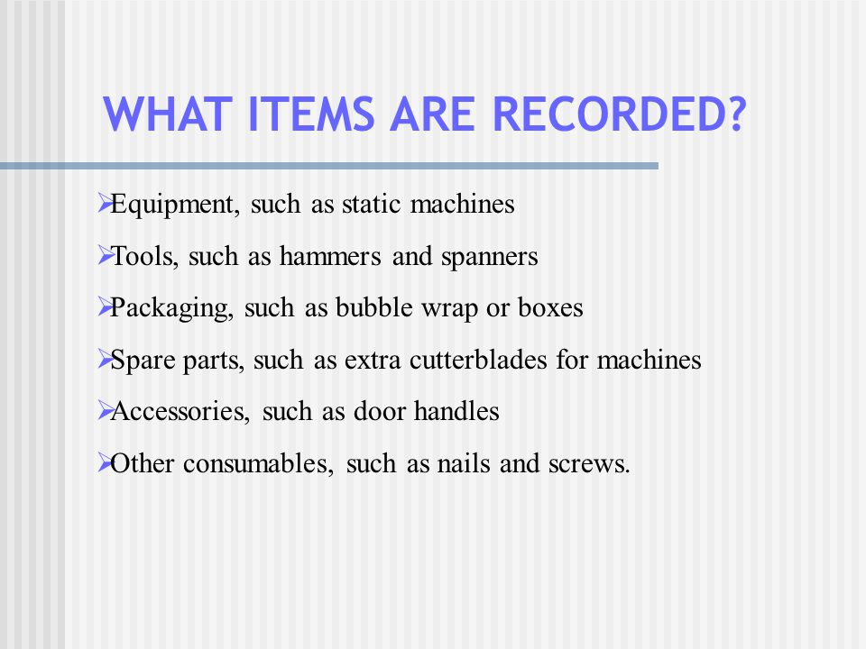 All of the following information can be produced by computer.