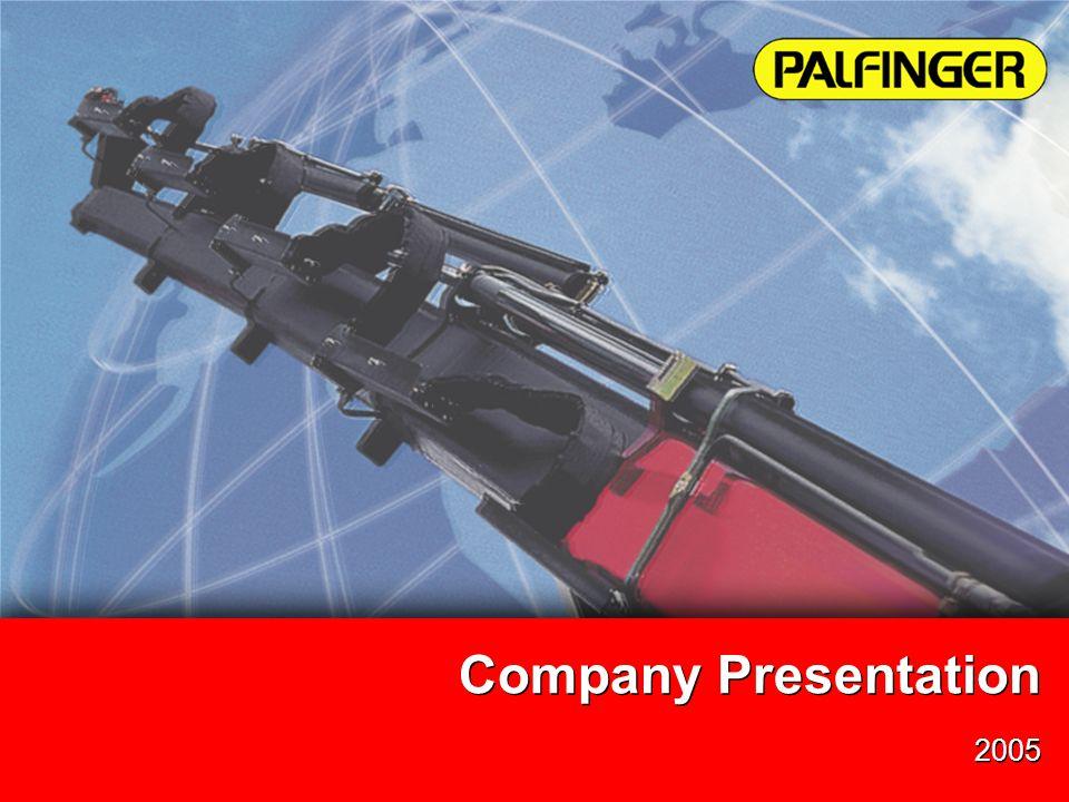 Company Presentation 2005