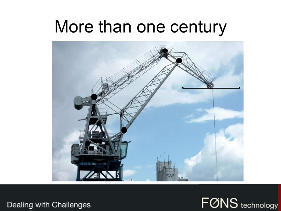 More than one century
