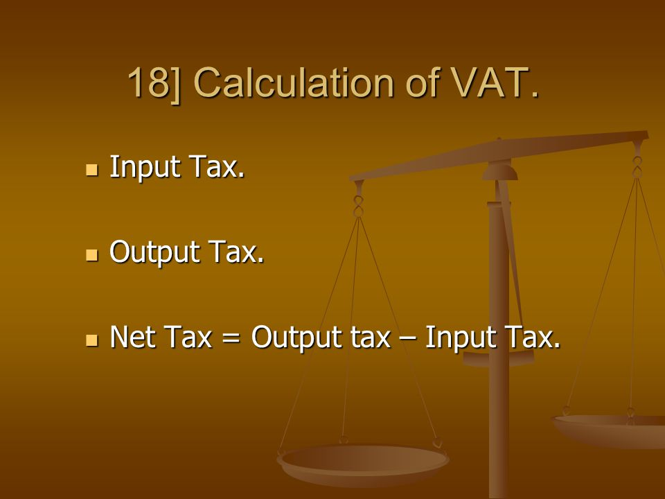 17]Returns Under VAT. Monthly Returns [Ex VAT – 100 for Karnataka, Form I for TN].