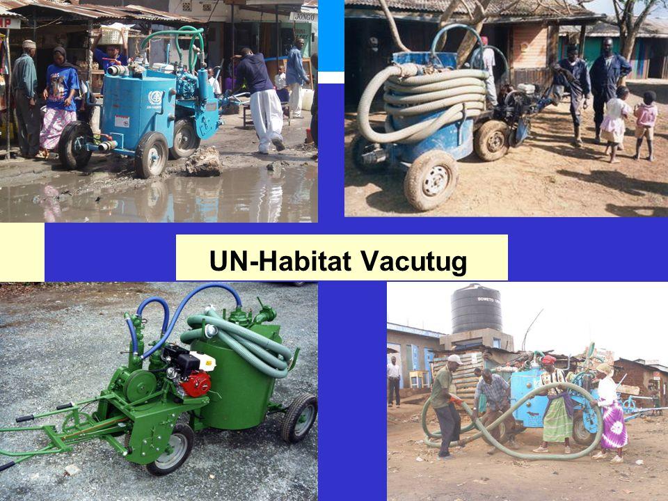 UN-Habitat Vacutug