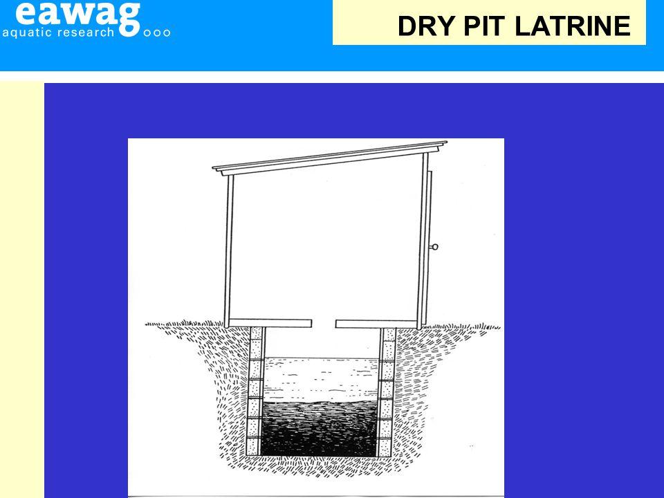 DRY PIT LATRINE
