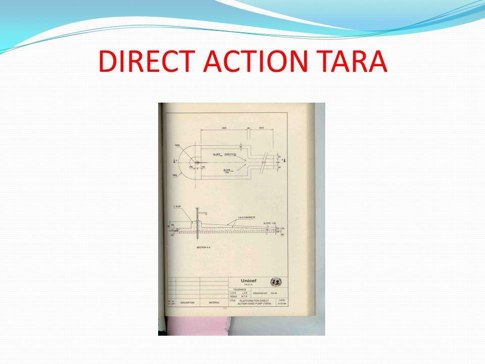 DIRECT ACTION TARA