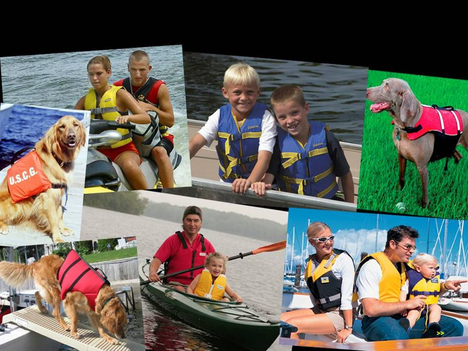 Boating is fun… well show you how 17 >> Special Life Jackets for Special Boaters