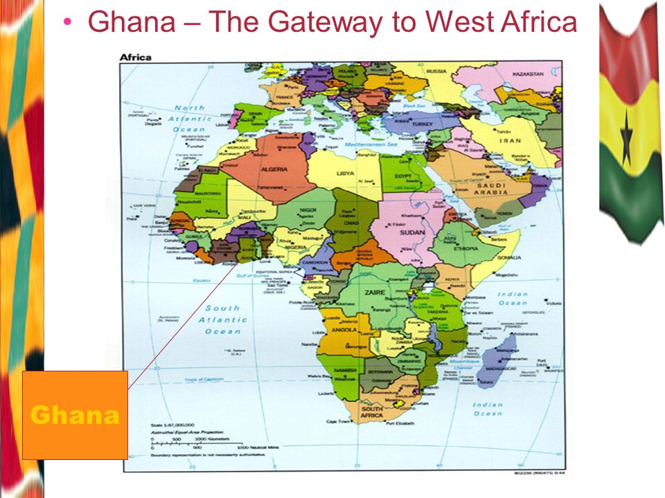 Ghana – The Gateway to West Africa Ghana